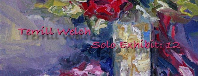 IFAC Zen Gallery Solo Exhibition 12 Terrill Welch